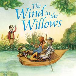 رمان صوتي باد در درختان بيد(انگليسي)